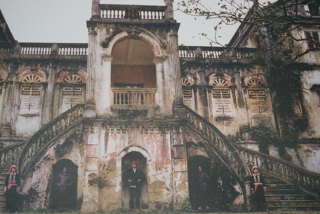 Hoang A Tuong Palace Bac Ha history