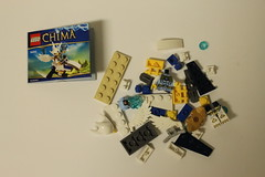 LEGO Legends of Chima Ewar's Acro Fighter (30250)