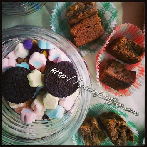 Goodies in a Jar + Baked Goodies