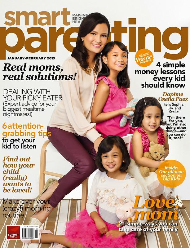Smart Parenting January 2013