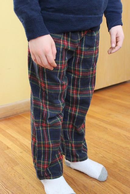Spiffy pants