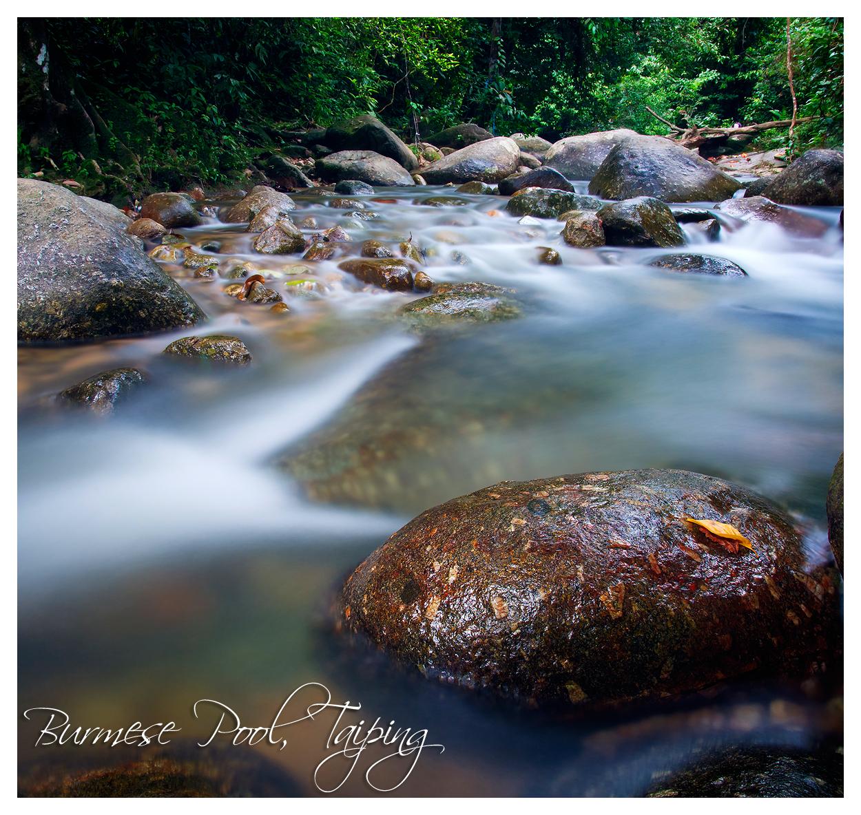 Burmese Pool, Taiping