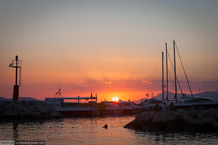 09-Tucepi-sunsets