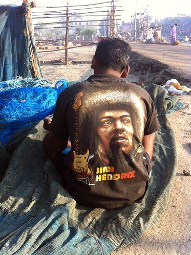 Jimi Hendrix fan