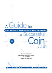 Guide to Successful coin club