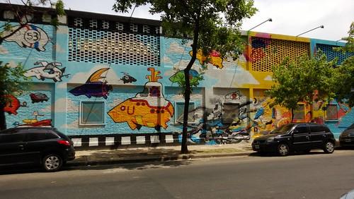 Avenida Dorrego