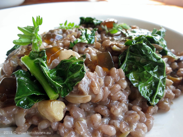 The Ethicurean - wild mushroom pearl barley