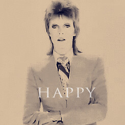 Happy Birthday David Bowie