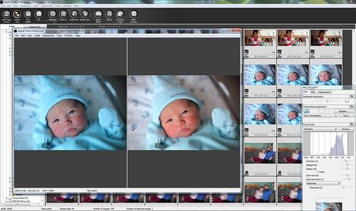 4 raw editing