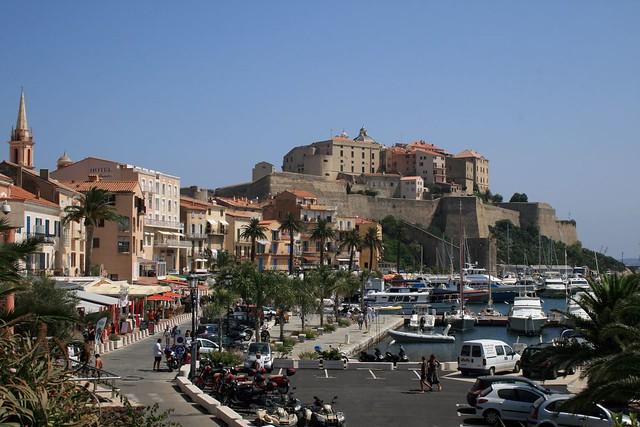 Calvi is de 5e bezienswaardigheid uit de Bezienswaardigheden Corsica Top 10