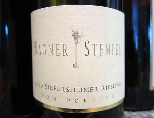 Wagner Stempel Riesling Porphyr