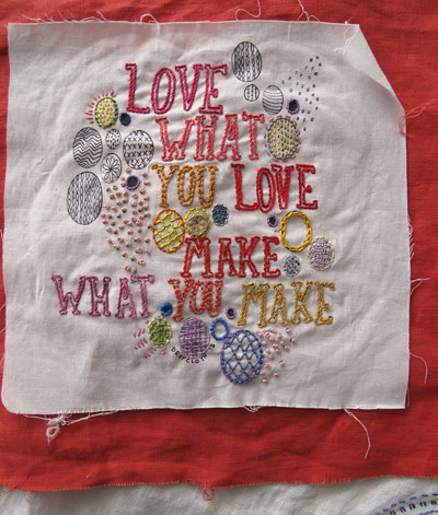 Love What You Make Sampler