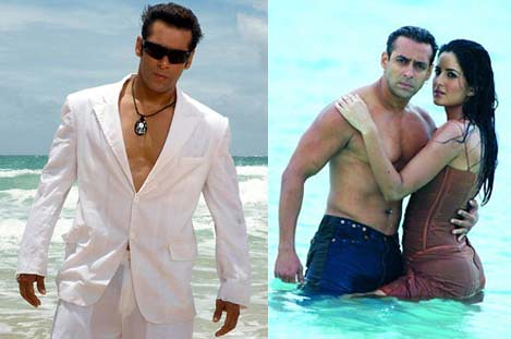 Salman Khan of 2005, in the movie Maine Pyaar Kyun Kiya