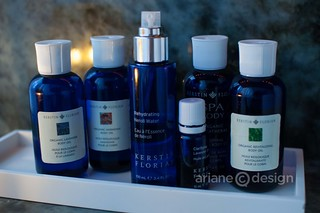 Willow Stream Spa at Fairmont Pacific Rim/Kerstin Florian spa products