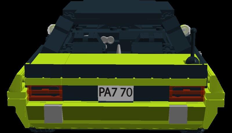 Plymouth AAR Cuda 4