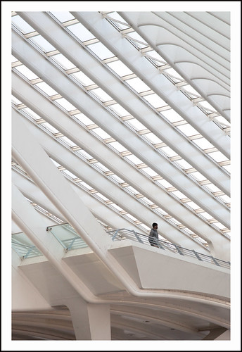 Station Guillemins Luik (24) by hans van egdom