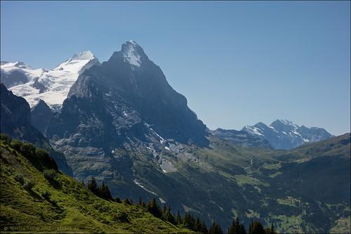 mountain alps schweiz switzerland explore alpine grindelwald alpen eiger gebirge mönch berneroberland jungfrauregion kleinescheidegg grossescheidegg explored berneralpen kantonbern