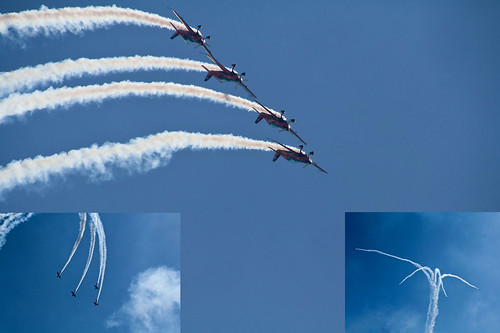 Air Display Montage