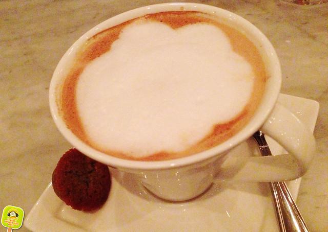 maison kayser latte