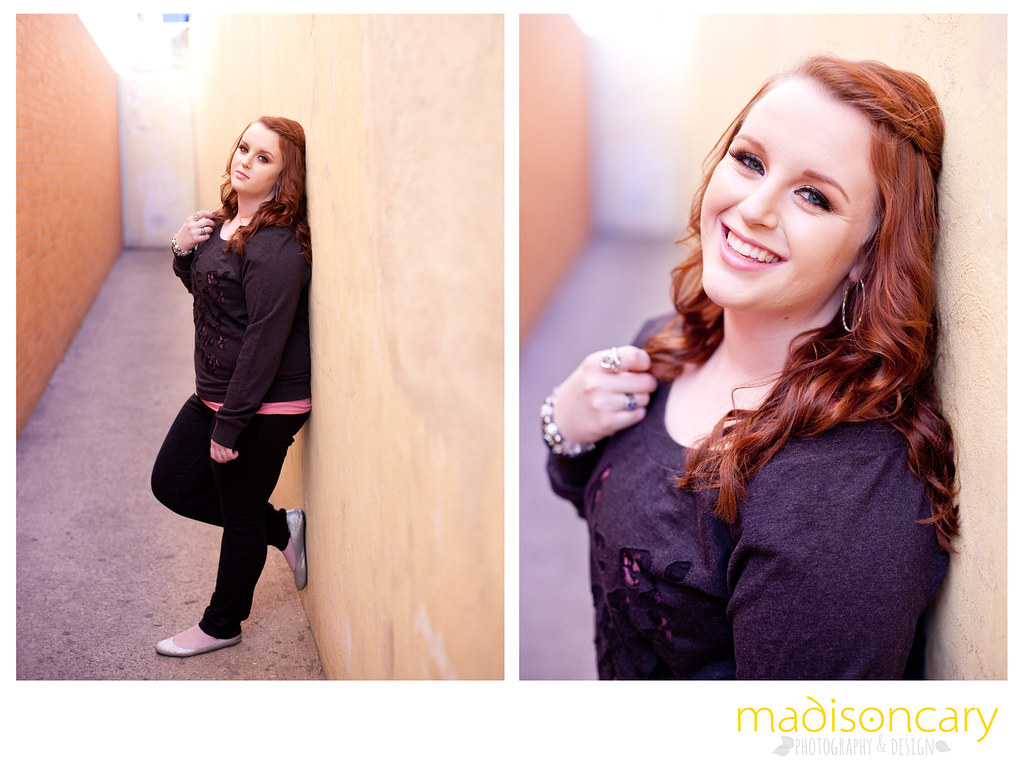 alley midland texas senior photographer