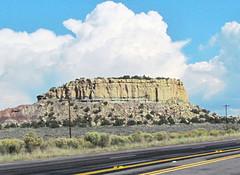 New Mexico 021 Along US64 near Farmington