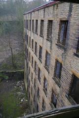 Old Lane Mill Urbex