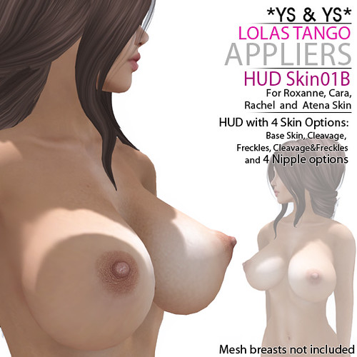 Lolas Tango Appliers for YS&YS Skins