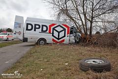Tödlicher Unfall L419 Mz-Finthen/Wackernheim 31.01.13