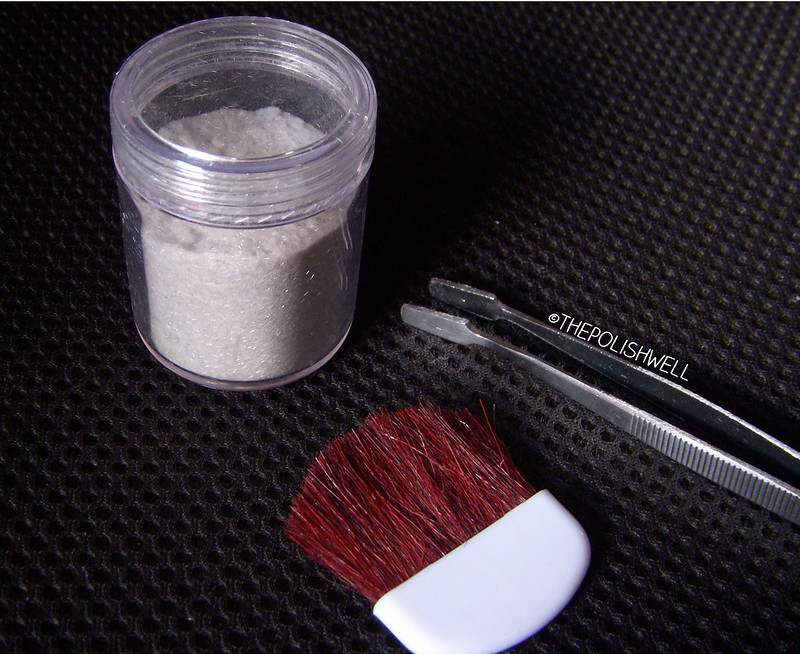 Flocking Powder Set