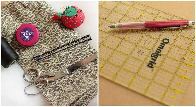 how to make quilted fabric