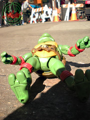 TEENAGE MUTANT NINJA TURTLES - CLASSIC COLLECTION :: RAPHAEL xii (( 2012 ))