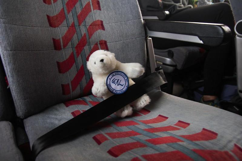 Lars voyage toujours en sécurité