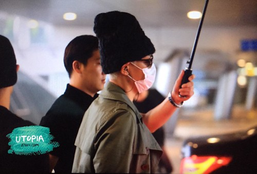Big Bang - Incheon Airport - 26jul2015 - Utopia - 07