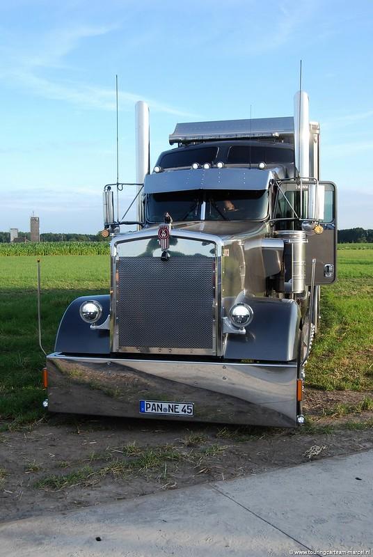 3e US Truckmeeting, 16-17 juli '16, Oerle,NLD