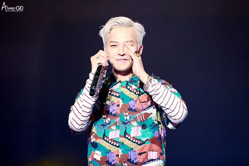 Big Bang - FANTASTIC BABYS 2016 - Kobe - 24apr2016 - Always GD - 15