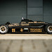 Gregory Thornton - 1982 Lotus 91/5 at the 2016 Silverstone Classic (Photo 1) by Dave Adams Automotive Images