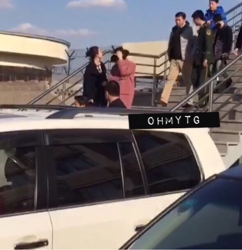 Big Bang - Harbin Airport - 21mar2015 - G-Dragon - OHMYTG_OFFICIAL - 03