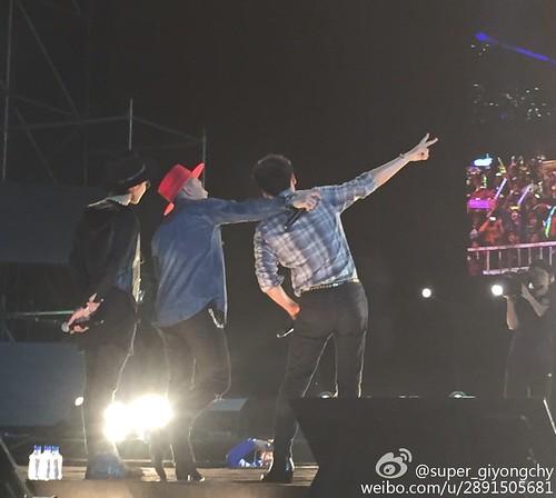 G-Dragon, Seung Ri & Tae Yang - V.I.P GATHERING in Harbin - super_giyongchy - 05
