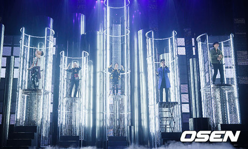 Big Bang - Mnet M!Countdown - 07may2015 - Osen - 01