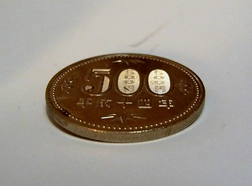 500円硬貨=500x3 - naniyuutorimannen - 您说什么!