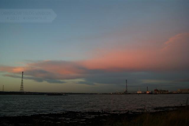 Sunrise, December 7, 2012 - 4