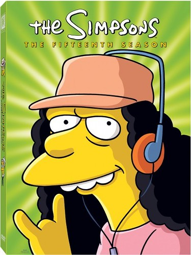 simpsons season 15