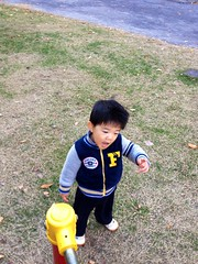 タコ公園にて 2012/12/9