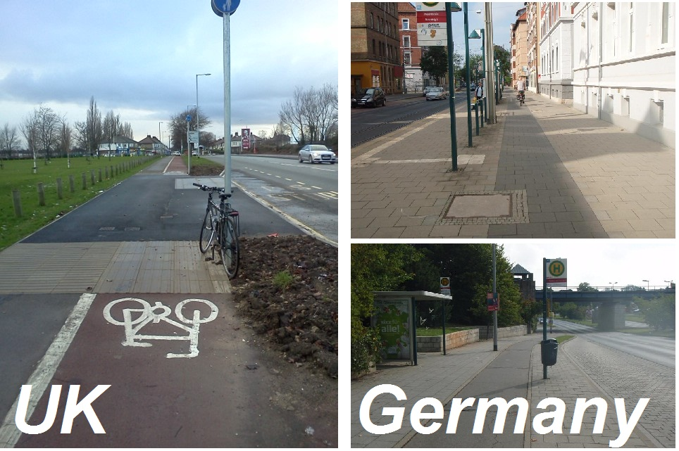 Cycle continuity...