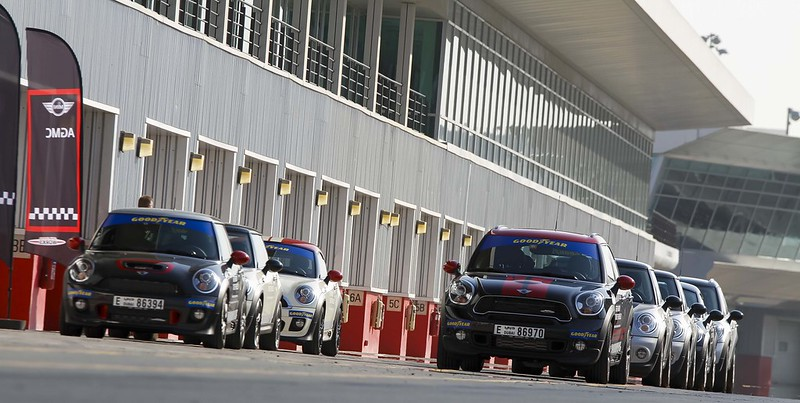 Mini John Cooper Works Event Dubai Autodrome