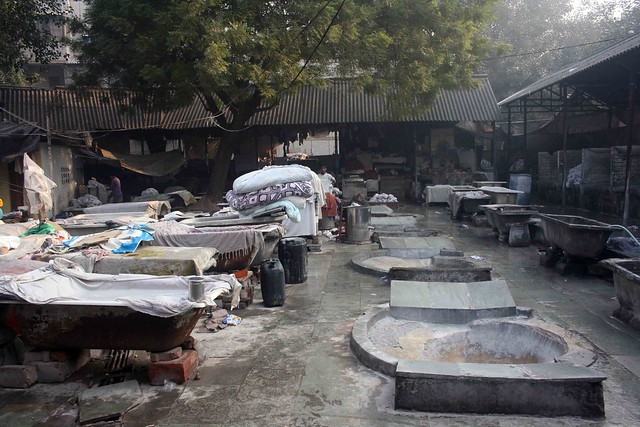 City Secret - Devi Prasad Sadan Dhobi Ghat, Hailey Lane