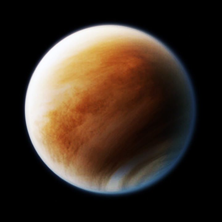 Venus Planet - Nasa Image Enhanced