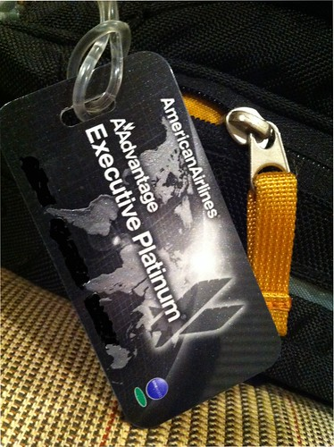 AAdvantage Luggage Tag