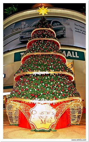 Christmas at Tanglin
