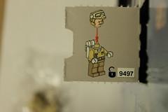 LEGO Star Wars 2012 Advent Calendar (9509) - Day 12: Hoth Rebel Trooper